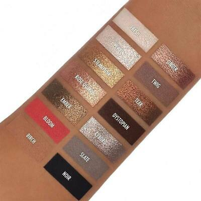 AU13.96 • Buy Anastasia Make Hills Sultry Palette Shades Shadow 14 Up Colours Eye Beverly AU!