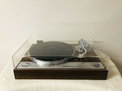 AU2255 • Buy Yamaha YP-D71 Direct Drive Auto Stop Quartz Locked Turntable Record Player Deck
