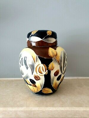 Vintage -Old Tupton Ware - Jeanne McDougall Decorative  Jar - The Collection  • 95.99£