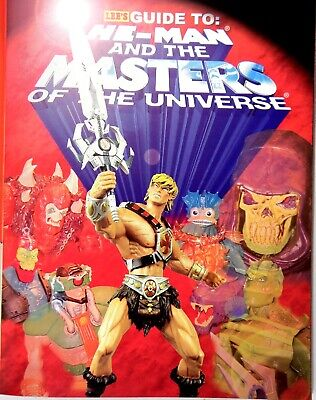 $12 • Buy Lee's Guide To Masters Of The Universe MOTU Issue #119 He-Man
