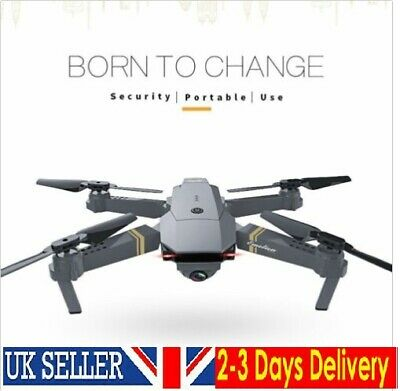 Drone E58 Mini-Mavic Clone 4K HD Camera 2.4G RC WIFI FPV Quadcopter - 4K • 39.99£