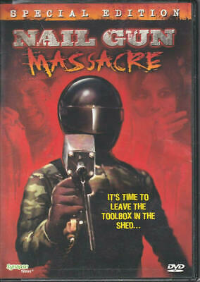 Nail Gun Massacre (Special Edition) • 19.95£