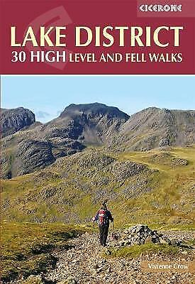 Lake District: High Level And Fell Walks,  ,  Paperback • 7.58£