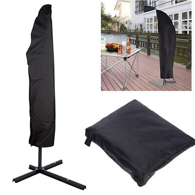 AU17.99 • Buy Outdoor Banana Umbrella Cover Garden Patio Cantilever Parasol Protective Cover