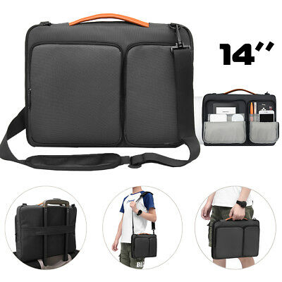 $ CDN41.43 • Buy Laptop Sleeve Case Shoulder Belt Notebook Bag For Dell Inspiron Alienware