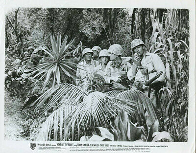 $20 • Buy CLINT WALKER FRANK SINATRA NONE BUT THE BRAVE VINTAGE 8x10  PHOTO #A3772