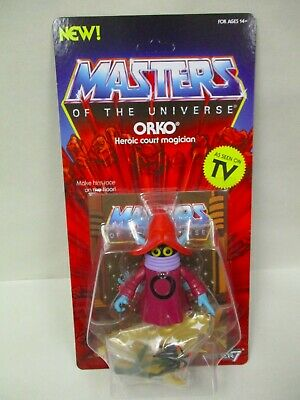 $24.95 • Buy New Motu Vintage Collection Masters Of The Universe Super7 5.5  Orko Figure Moc