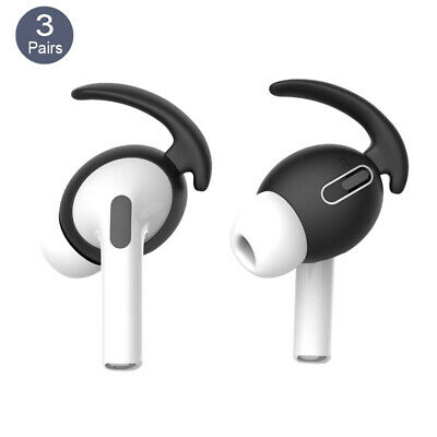 AU5.38 • Buy 3 Pairs Earhooks Anti-Lost For Apple AirPods Pro Eartips Accessories In-Ear Case