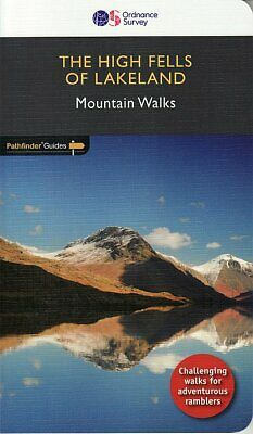 Crimson Pathfinder Guide - The High Fells Of Lakeland • 8.99£