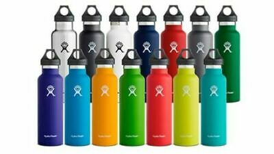 $29.99 • Buy Hydro Flask 32oz Sports Water Bottle 40oz HydroFlask Stainless Steel Insulated
