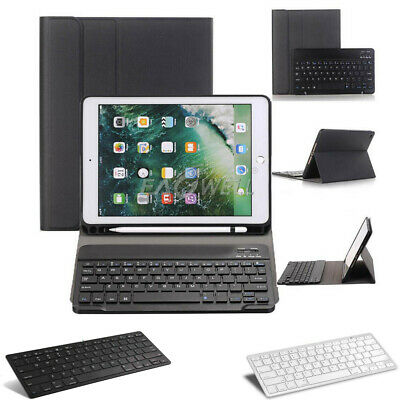 AU29.99 • Buy For IPad Pro 10.5 2017 Bluetooth Keyboard Stand Cover Smart Case W/Pen Holder AU