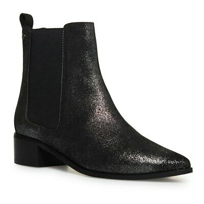 Superdry Zoe Quinn High Chelsea Boots And Booties Women´s Shoes Black • 59.49£
