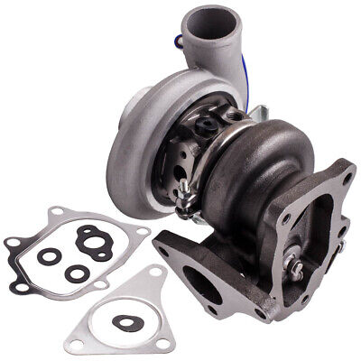 Turbo Charger For Subaru Impreza WRX STI EJ20 EJ25 2002 420HP With Gasket New • 132£
