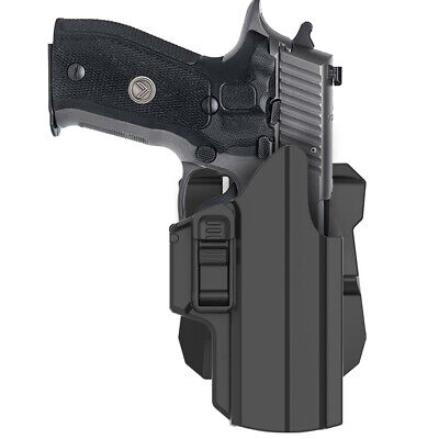 $23.90 • Buy IPSC Holster For Glock 17 19 19X 45 Springfield XD S&W M&P Compact 9mm Sig P320