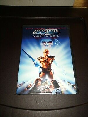 $14.99 • Buy Masters Of The Universe (DVD, 2009) (Tested)