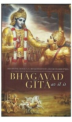 AU39.99 • Buy Bhagavad Gita: As It Is 2016 English Edition  (Hardcover,  His Divine Grace A.C.