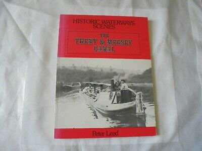 The Trent And Mersey Canal By  PeterLead - Paperback Book  • 5.99£