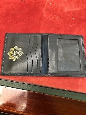South African Police Service Wallet Warrant Card ID Holder • 25£