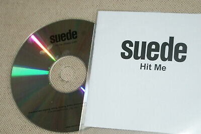 SUEDE   **  HIT ME   **  1 Track Promo CD Single,......... Excellent Condition: • 2.50£