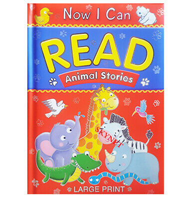 £5.99 • Buy KIDS NOW I CAN READ ANIMAL STORIES STORY READING BOOK BEDTIME : By BROWN WATSON
