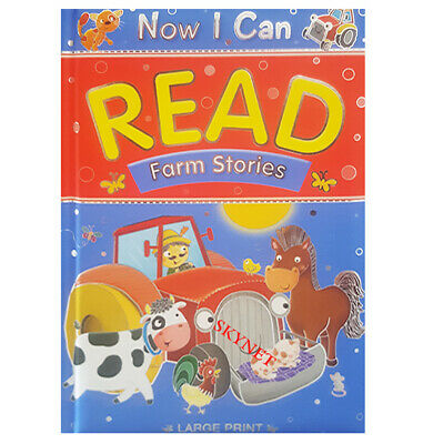 £5.99 • Buy KIDS NOW I CAN READ FARM STORIES STORY READING BOOK BEDTIME : By BROWN WATSON