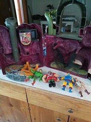 $60 • Buy Super7 Masters Of The Universe Classics Snake Mountain Playset