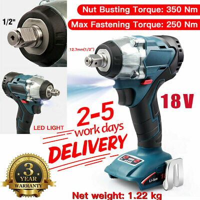 UK For Makita DTW285Z LXT Li-ion Cordless Brushless 1/2  Impact Wrench Body Only • 56.99£