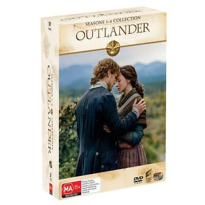 AU94.78 • Buy OUTLANDER : Complete Season 1 2 3 4 : NEW DVD