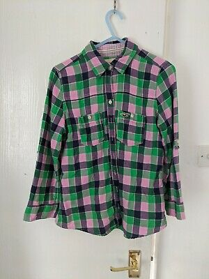 Ladies Hollister Shirt. Checked. Size 8.(Small). • 1.10£