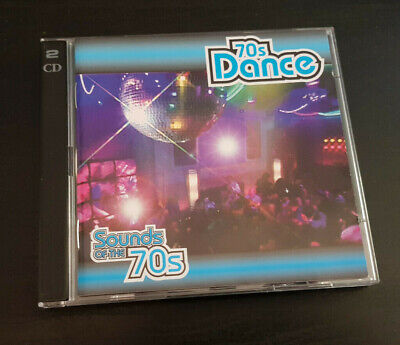 Cd Double Album - Timelife - Sounds Of The 70s - 70s Dance • 55£