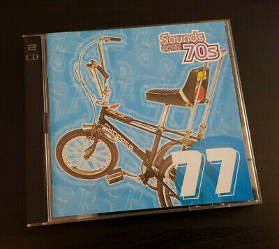 Cd Double Album - Timelife - Sounds Of The 70s - 77 • 18£