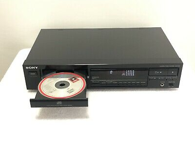 AU192 • Buy CD Player Sony CDP-297 Japan Compact Disc Disk Deck