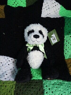 Harrods Panda Teddy Bear • 10£