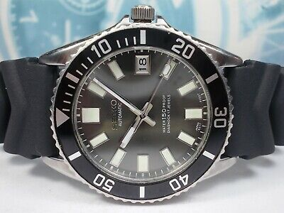 $ CDN125.23 • Buy Seiko 10bar Diver Date Auto Midsize Watch 7s26-0050, 6217/62mas (sn 570668)