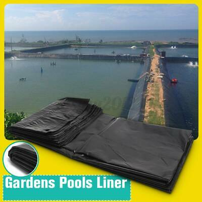 16.5FT Fish Pond Liners Liner Garden Pool HDPE Membrane Reinforced  • 17.69£