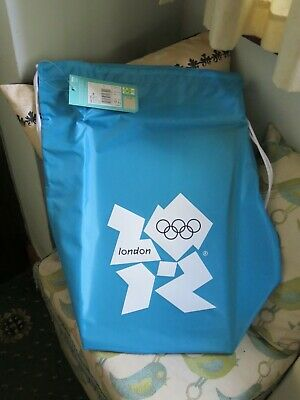 Official 2012 Olympics Rucksack Bag New • 8£