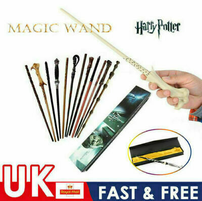 Hallows Box Deathly Collectable Potter Harry Hogwarts Gift Wizard Magic Wand UK • 6.97£