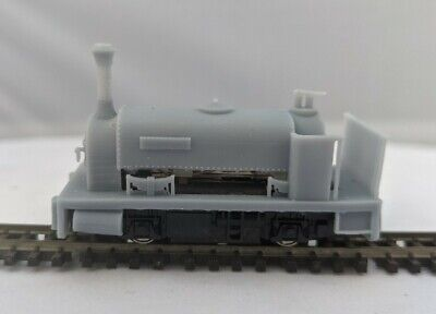 OO9 009 Hunslet Quarry Body Shell KATO 103 and 109 Chassis • 20£