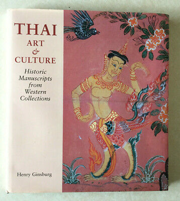 $8 • Buy Thai Art And Culture Historic Manuscripts From Western Collections