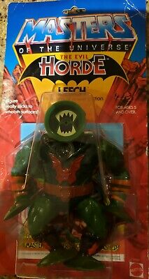 $145 • Buy Masters Of The Universe-Leech The Evil Horde 1984  Sealed With Clam Shell NOS