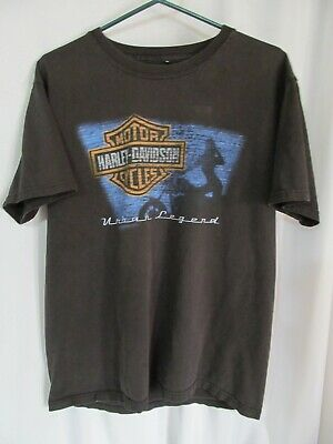 $ CDN10.67 • Buy Vintage  Harley Davidson Urban Legend T Shirt Medium Folsom California~~~(52)