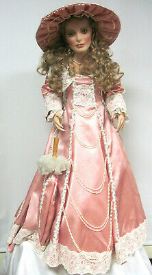 $ CDN162.84 • Buy  Dorian  Romance Collection By Michael Reed- Victorian 36  Porcelain Elite Dolls