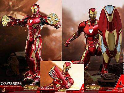 $ CDN480.46 • Buy Hot Toys 1/6 ACS004 Iron Man Mark L MK50 Accessories Avengers: Infinity War Toy