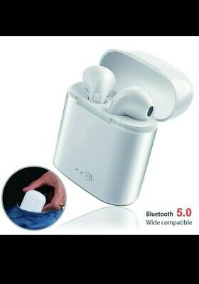 Mini Stereo Bluetooth Earpiece Compatible With All Smart  Phones / IPods • 9.95£