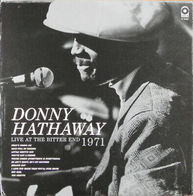 Vinyle - Donny Hathaway - Live At The Bitter End 1971 (2xLP, Album, Ltd, Num, 18 • 129.26£