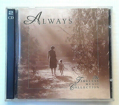 Always - The Timeless Music Collection (Time Life) 2 Disk • 3£