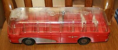 Mettoy Large Friction Bus With  Original Figures  • 34.99£