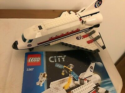 Lego City Space Shuttle (3367) • 15£