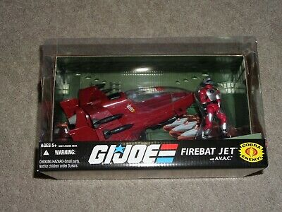 $ CDN65.91 • Buy GI Joe 25th Anniversary *Firebat Vehicle With AVAC Figure* MIB Lot