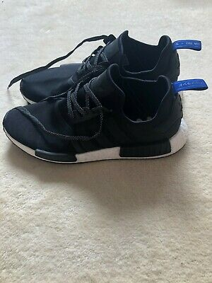 AU90 • Buy NMD R1 'Blue Tab' Size 12.5US Mens (Extremely Good Condition With No Box)
